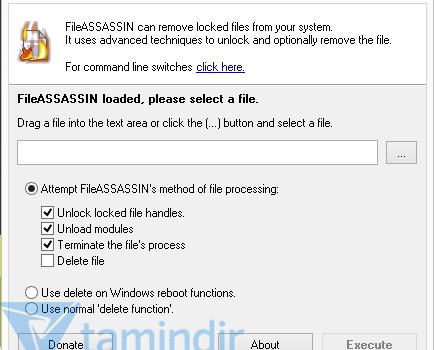 Malwarebytes FileASSASSIN Ekran Görüntüleri - 1