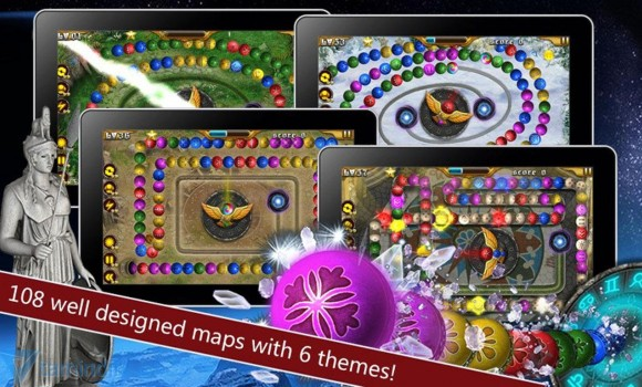 Marble Blast Ekran Görüntüleri - 1