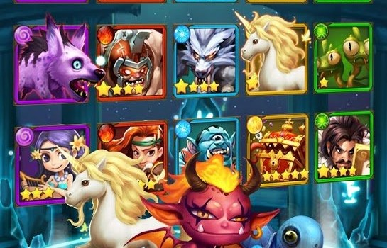 Marble Heroes Ekran Görüntüleri - 1