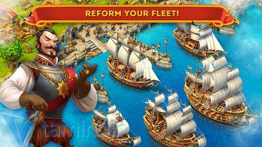 Maritime Kingdom Ekran Görüntüleri - 4
