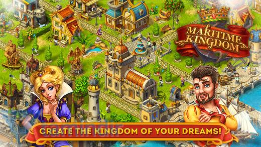 Maritime Kingdom Ekran Görüntüleri - 1