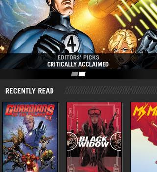 Marvel Unlimited Ekran Görüntüleri - 5