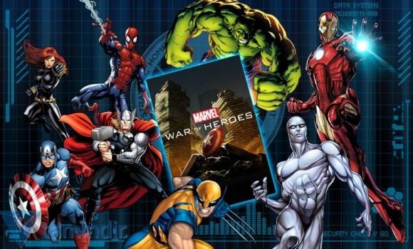 MARVEL War of Heroes Ekran Görüntüleri - 4