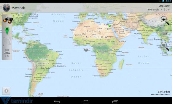 Maverick: GPS Navigation Ekran Görüntüleri - 3