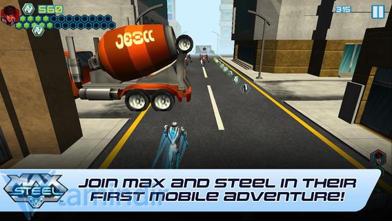 Max Steel Ekran Görüntüleri - 4