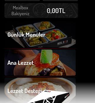 Meal Box Ekran Görüntüleri - 4