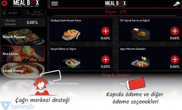Meal Box Ekran Görüntüleri - 3