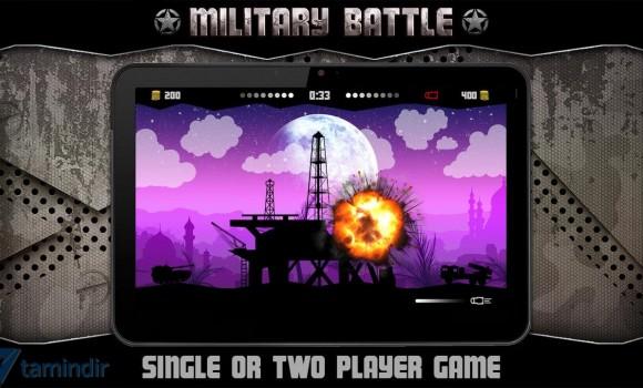 Military Battle Ekran Görüntüleri - 4
