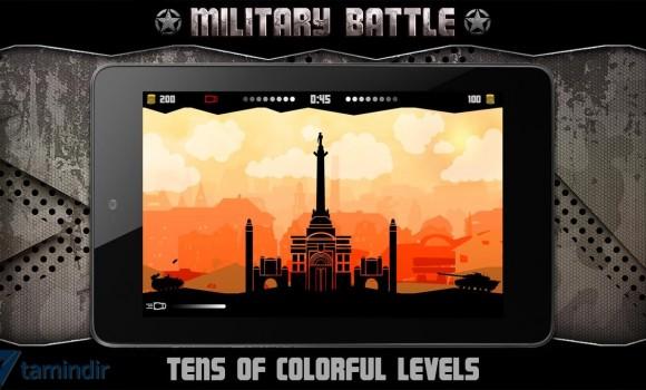 Military Battle Ekran Görüntüleri - 1