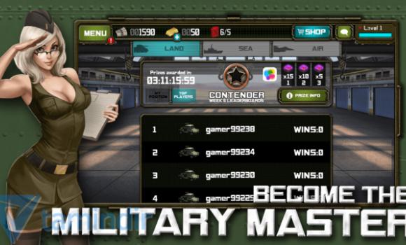 Military Masters Ekran Görüntüleri - 1