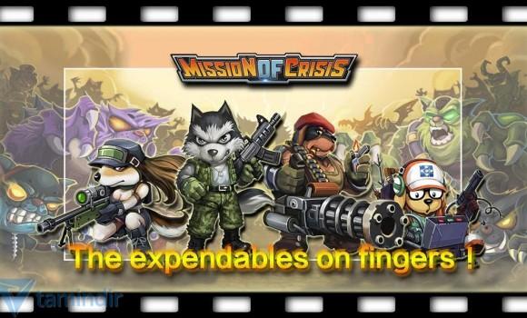 Mission of Crisis Ekran Görüntüleri - 1