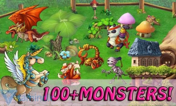 Monster Mania Ekran Görüntüleri - 5