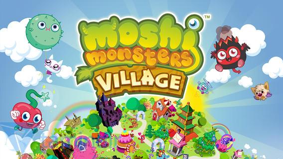 Moshi Monsters Village Ekran Görüntüleri - 1