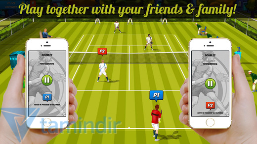 Motion Tennis Ekran Görüntüleri - 3