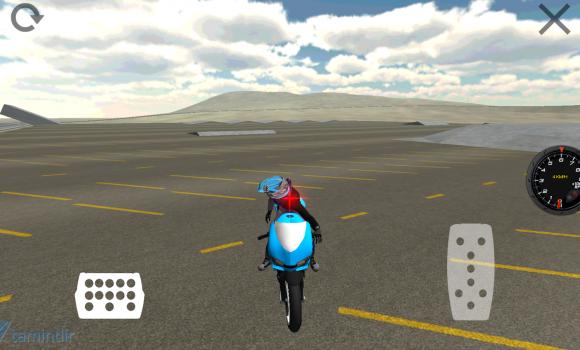 Motorbike Driving Simulator 3D Ekran Görüntüleri - 1