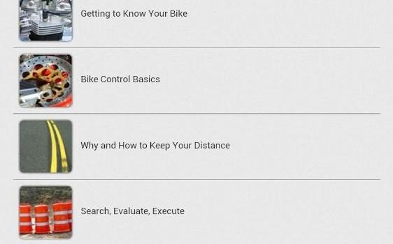 Motorbike Riding Tips Ekran Görüntüleri - 4