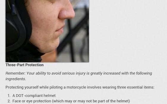 Motorbike Riding Tips Ekran Görüntüleri - 1