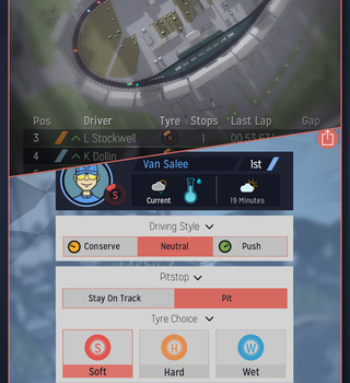 Motorsport Manager Ekran Görüntüleri - 2