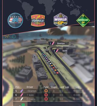 Motorsport Manager Ekran Görüntüleri - 1