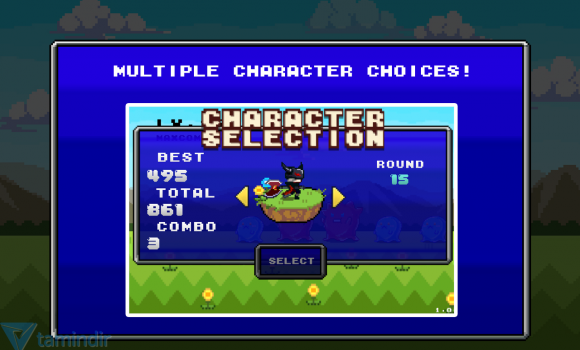 Mugen Hero Ekran Görüntüleri - 2