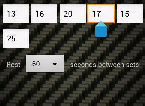 Multi Reps Ekran Görüntüleri - 2