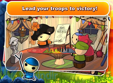 Mushroom Wars Ekran Görüntüleri - 1