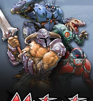 Mutants: Genetic Gladiators Ekran Görüntüleri - 3