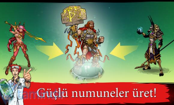 Mutants: Genetic Gladiators Ekran Görüntüleri - 1