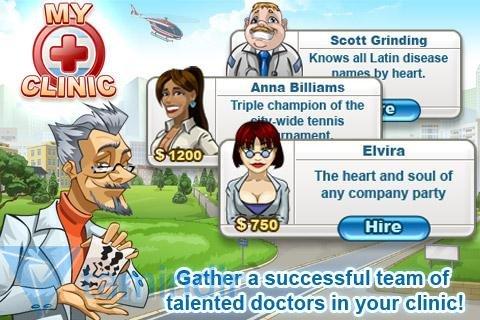 My Clinic Ekran Görüntüleri - 1