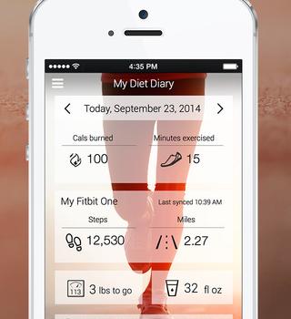 My Diet Diary Ekran Görüntüleri - 3