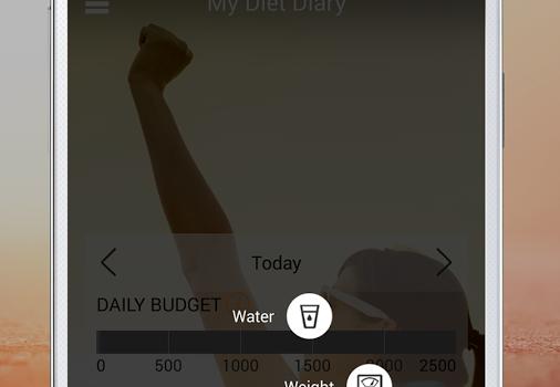 My Diet Diary Ekran Görüntüleri - 1
