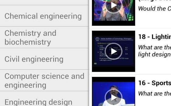 My Open Courses Ekran Görüntüleri - 4