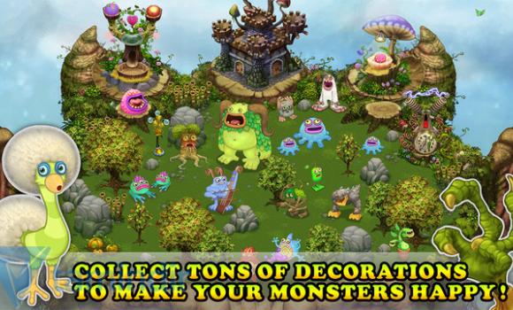 My Singing Monsters Ekran Görüntüleri - 1