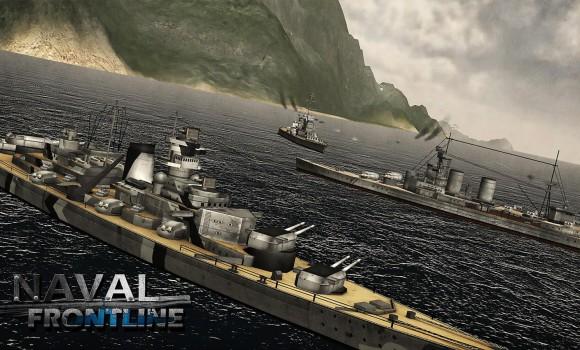Naval Front-Line Ekran Görüntüleri - 2