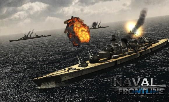 Naval Front-Line Ekran Görüntüleri - 1