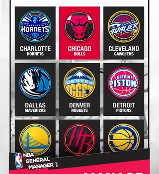 NBA General Manager 2015 Ekran Görüntüleri - 3