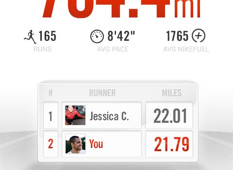 Nike+ Running Ekran Görüntüleri - 5