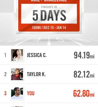 Nike+ Running Ekran Görüntüleri - 4