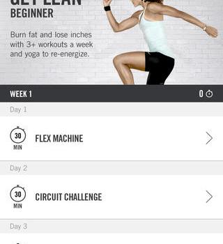 Nike Training Club Ekran Görüntüleri - 5