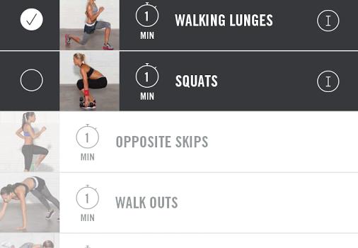 Nike Training Club Ekran Görüntüleri - 3
