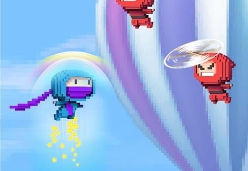 Ninja Up! Ekran Görüntüleri - 3