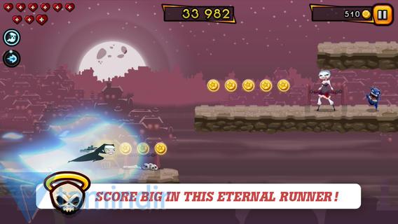 Nun Attack: Run & Gun Ekran Görüntüleri - 1