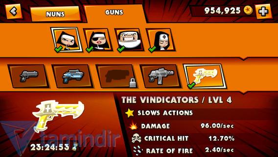 Nun Attack Ekran Görüntüleri - 2