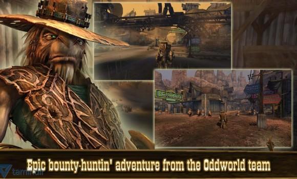 Oddworld: Stranger's Wrath Ekran Görüntüleri - 4