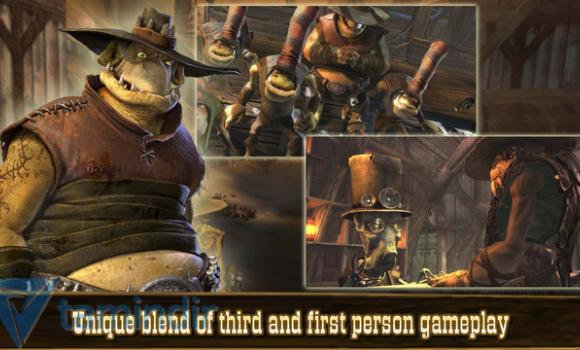 Oddworld: Stranger's Wrath Ekran Görüntüleri - 3