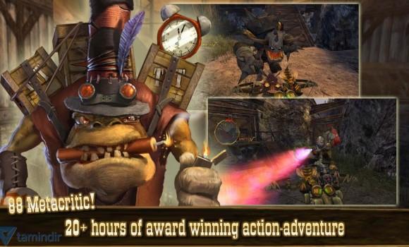 Oddworld: Stranger's Wrath Ekran Görüntüleri - 2