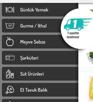 Online Market Ekran Görüntüleri - 5
