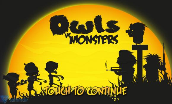 Owls vs Monsters Ekran Görüntüleri - 4