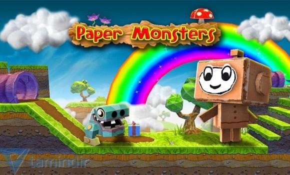 Paper Monsters Ekran Görüntüleri - 5