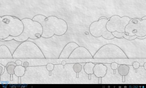Paperland Live Wallpaper Ekran Görüntüleri - 2